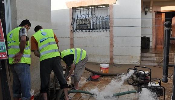 تنظيف خزانات المياه بحوطة سدير